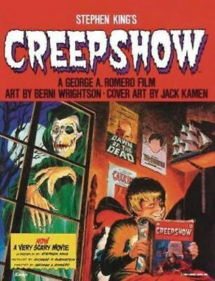 NEW Creepshow By Stephen King Paperback Free Shipping