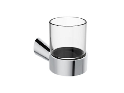 Bathroom Tumbler and Holder