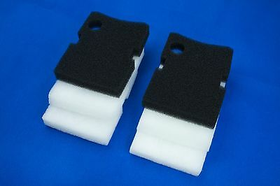 Foam Fine Filter Media Pad Fit for Hydor Professional Canister Filter 150