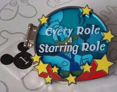 Donald Duck Chef Every Role A Starring Role Cast Member Exclusive Disney Pin