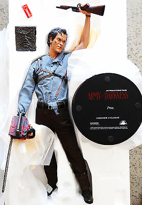 Sideshow Cult Classic Evil Dead Army Of Darkness Ash Premium Format Figure Ex