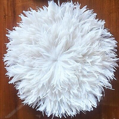 Juju Hat Style Wall Hanging - 40-50cm WHITE **PRE-ORDER**