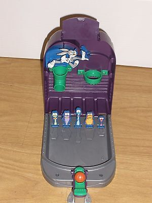Rare Vintage 1996 Space Jam Tune Squad Shoot Out Travel Game Playmates