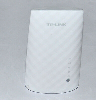 TP-Link AC750 Dual Band Wi-Fi Range Extender Wall Plugged RE200