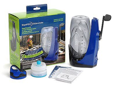 SteriPEN Sidewinder Purifier System (No Batteries Required)
