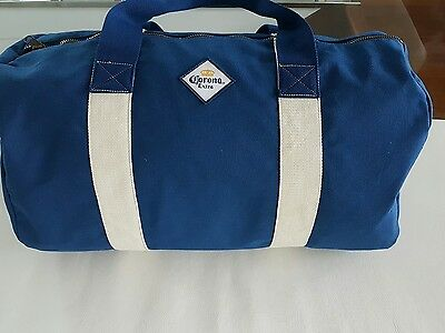Corona beer travel overnight uni Duffle air holiday gym school Bag xxxx