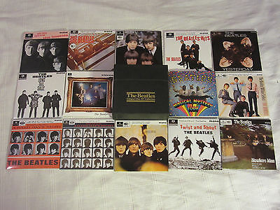 The Beatles Compact Disc Ep. Collection Limited Parlophone