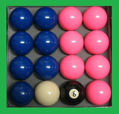 BATTLE OF THE SEXES POOL BALLS,fun for the whole Family    july