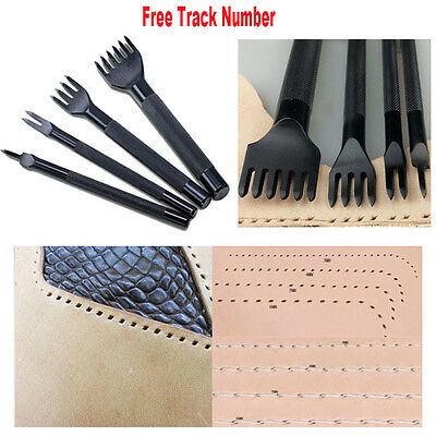Pro-Line Leather Craft Pro-Stitch Chisel Holes DIY Hand Leather Punch Tools