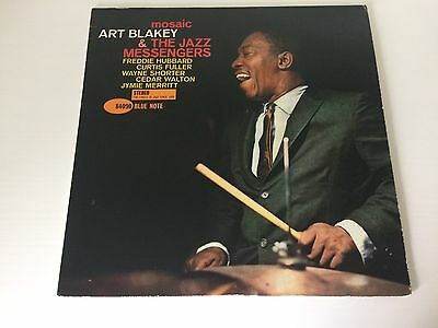 Art Blakey and the Jazz Messengers - Mosaic LP - Strong 1970s reissue NM/M
