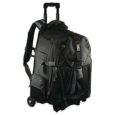 Ape Case Pro SLR Bag, Video Camera Backpack, Removable Cart, Rolling