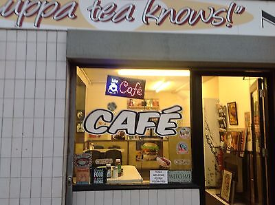 Cafe  For Sale- Portslade, Brighton. Ideal First Business with A3 Use