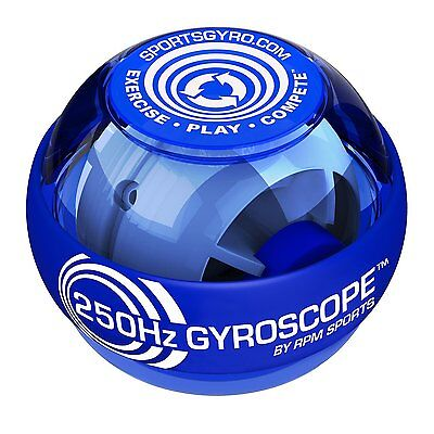 250hz Classic Gyroscopic Hand Grip Exerciser Ball for Strengthening arm Muscles