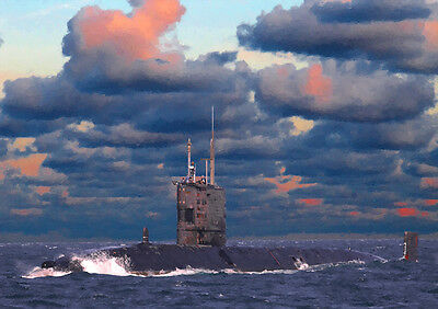 Hms Tireless - Hand Finished, Limited Edition (25)