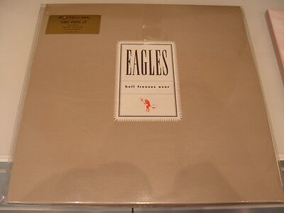 THE EAGLES Hell Freezes Over SIMPLY VINYL 180 gram DOUBLE LP