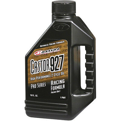 Maxima Racing Oil 23916 Castor 927 Oil 16 Oz