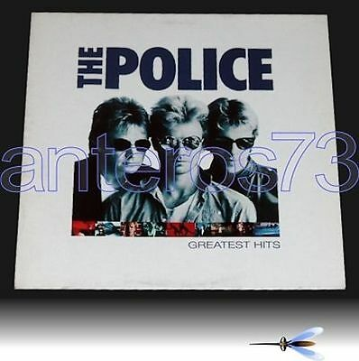 "The Police Sting ""greatest Hits"" Rare Lp 1992 - Mint"
