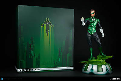 NEW!! SIDESHOW EXCLUSIVE GREEN LANTERN Premium Format STATUE! Worldwide shipping