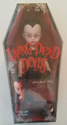 Arachne living dead doll series 10 Rare sealed. LDD