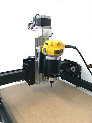 "Z axis ++ X CARVE SLIDE + 6"" FAST TRAVEL + AB NUT + LINEAR BEARING + HOME SWITCH"