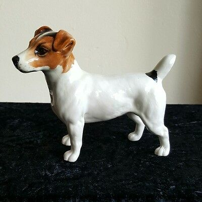 Beswick Large Jack Russell Terrier Excellent Condition Gloss Finish