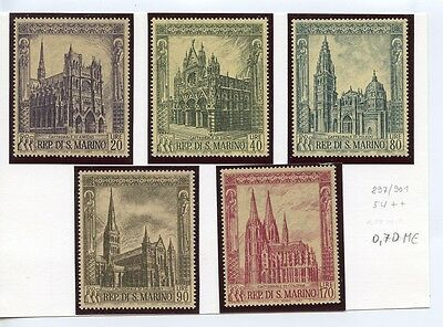 SAN MARINO Stamps Collection