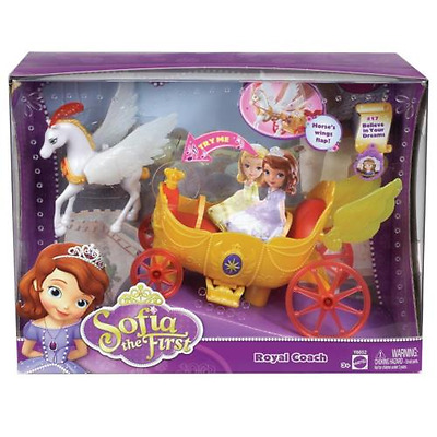 Disney Sofia The First Royal Coach - Toys Brand New Free Delivery