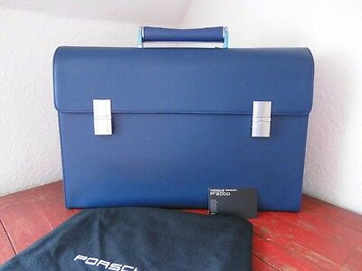 NEU!!! Porsche Design French Classic 3.0 BriefBag LHF Tasche Aktentasche Leder