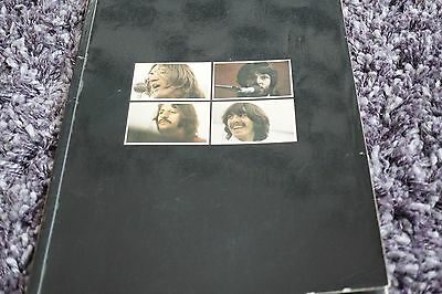 "The Beatles ""get Back"" Let It Be Glossy 164 Page Book. Apple Records 1969"
