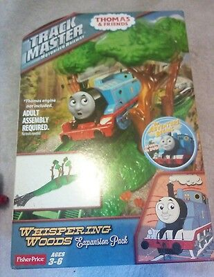 Trackmaster Thomas the Tank Engine Friends Whispering Woods Expansion Pack Track