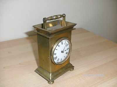 Extremely Rare Georgian Verge Fusee Brass Carriage Clock • £585.00