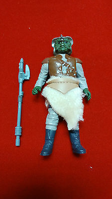 Vintage Star Wars1983 Klaatu w/Weapon
