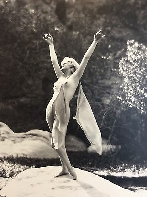 Jean Harlow Edwin Bower Hesser Griffith Park Photograph Edward Weston Collection