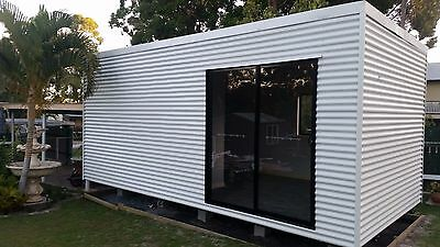 6x3 Portable Building/Tiny Home /Granny Flat