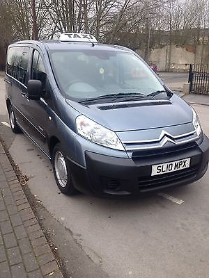 Citreon Dispatch 1.6HDi 90 L1H1 2010 Taxi 6 Seater SWB Combi