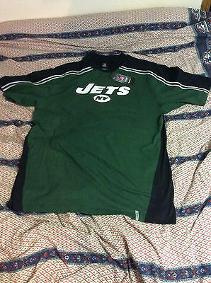 New York Jets Reebok Shirt. Brand New With Tags. Gridiron American Football