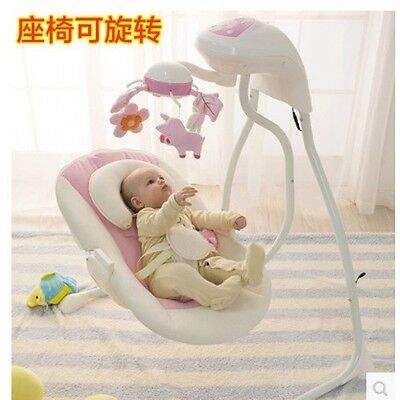 Rocking Chair Baby Luxury Plus Electric Rocking Chair Concentrate Seat Rotating