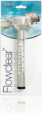 Bestway Floating - SWIMMING POOL THERMOMETER - for Pools and Spas - Safe Temp.