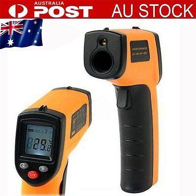 Digital Non-Contact Infrared IR Thermometer Temperature Laser Gun -50℃ to 330℃