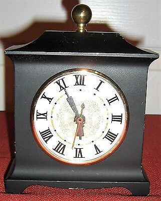 Seth Thomas Antique Clock. Made in U.S.A. Clock movement by Lanshire.