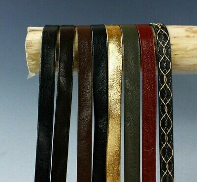 A+++  5 Meters Braid Sageo Tsuka Ito For Hilts Wrap 8 Colors Manmade Leather