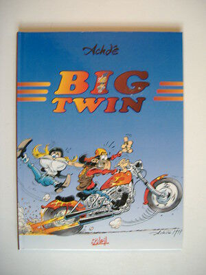 BD  BIG TWIN  tome 1