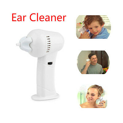 Ear Cleaning Safety Cleaner Cordless Device Dig Massage Machine Removal Kit