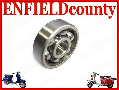 New Vespa Crank Shaft Flywheel Side Engine Ball Bearing @aud