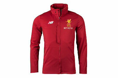 New Balance Liverpool FC 17/18 Training Motion Football Rain Jacket