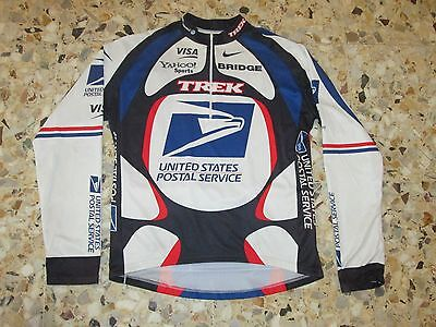 Maillot ancien cyclisme cycling equipe team US POSTAL SERVICE USPS USA 2000