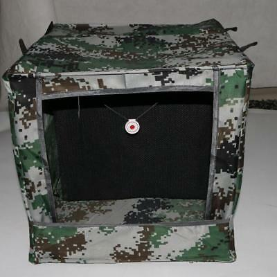 IRQ Archery Slingshot Target Box Recycle Ammo Easy to Carry for Hunting Practice