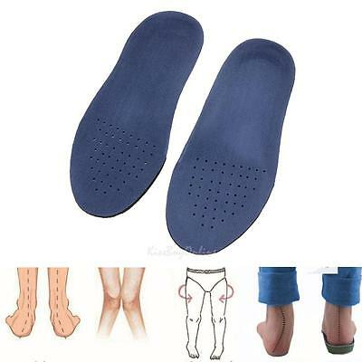 Adult Medical Orthotic Insoles Arch Support Cushion Plantar Fasciitis Orthopedic