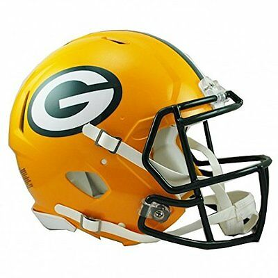 Riddell NFL Green Bay Packers Official Replica Helmet - Full Size - For Display