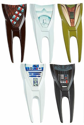 Taylormade Star Wars Golf Pitch Repair Divot Tool + Magnetic Ball Marker RRP£15